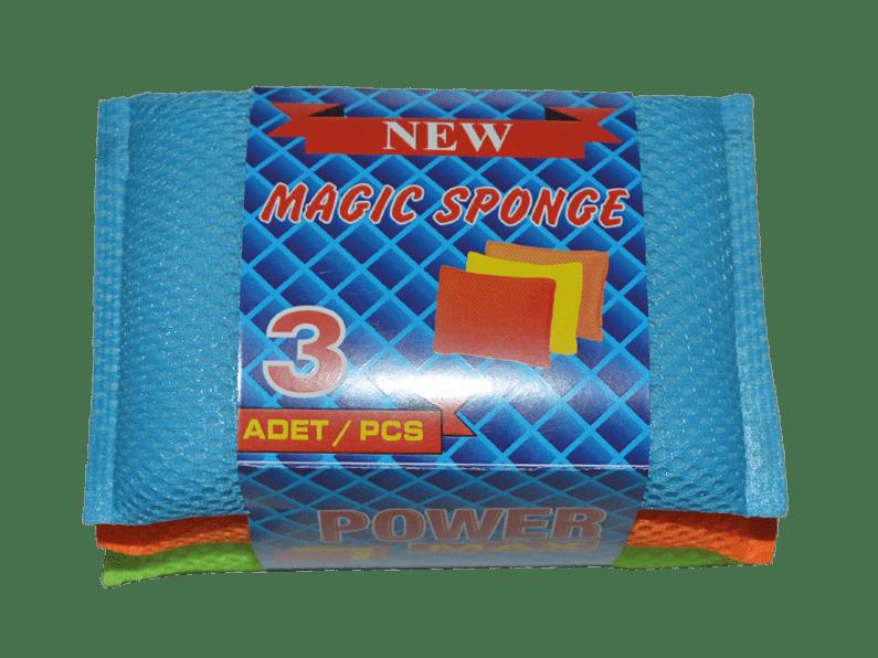 Magic Sponge 3 pcs
