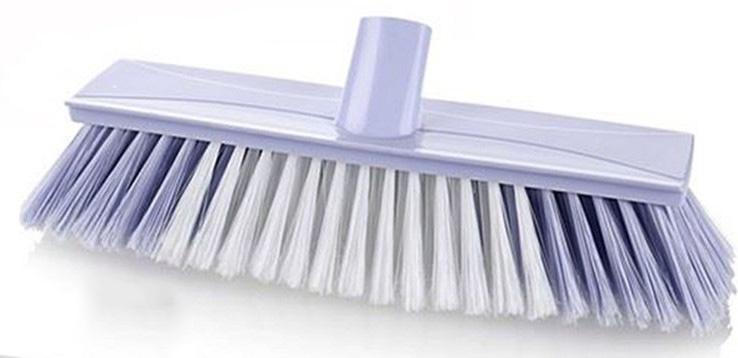 floor brush blue