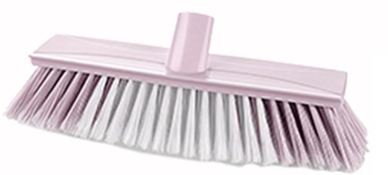 floor brush pink