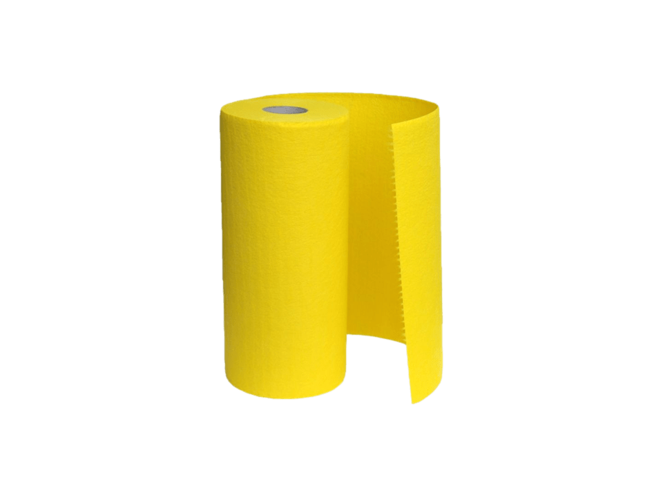 perforated cleaning cloth
