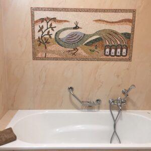 Bathtub in Italy