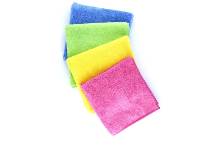 Drying Microfiber Cloth Middle