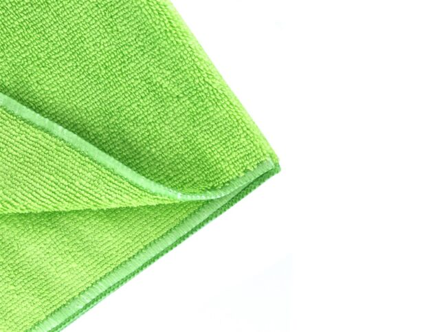 Drying Microfiber Cloth Middle - Green