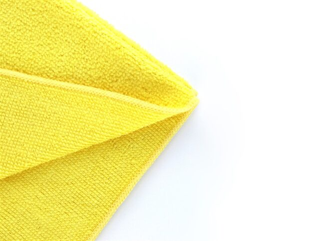 Drying Microfiber Cloth Middle - Light Yellow