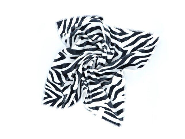 General Cleaning Microfiber Cloth (Zebra)