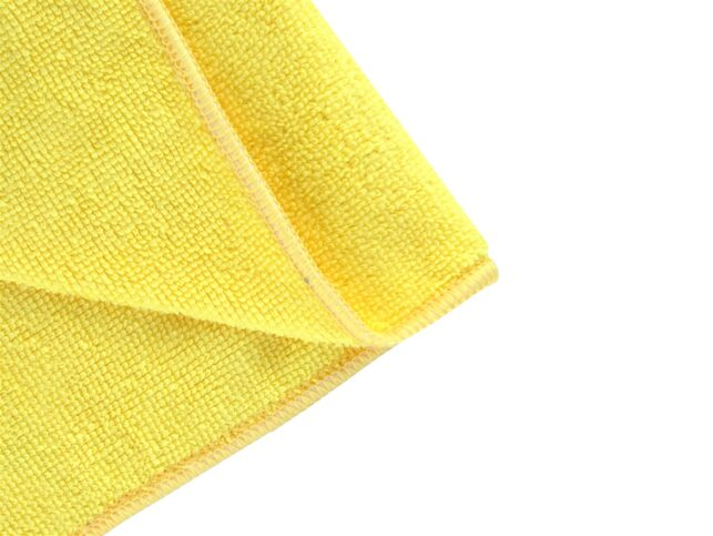 Drying Microfiber Cloth Middle - Yellow