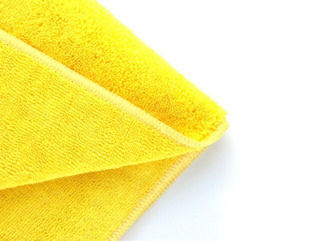 Microfiber drying cloth maxi - yellow