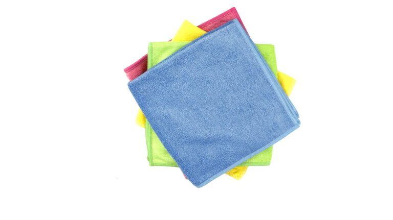 General Cleaning Microfiber Cloth Bright